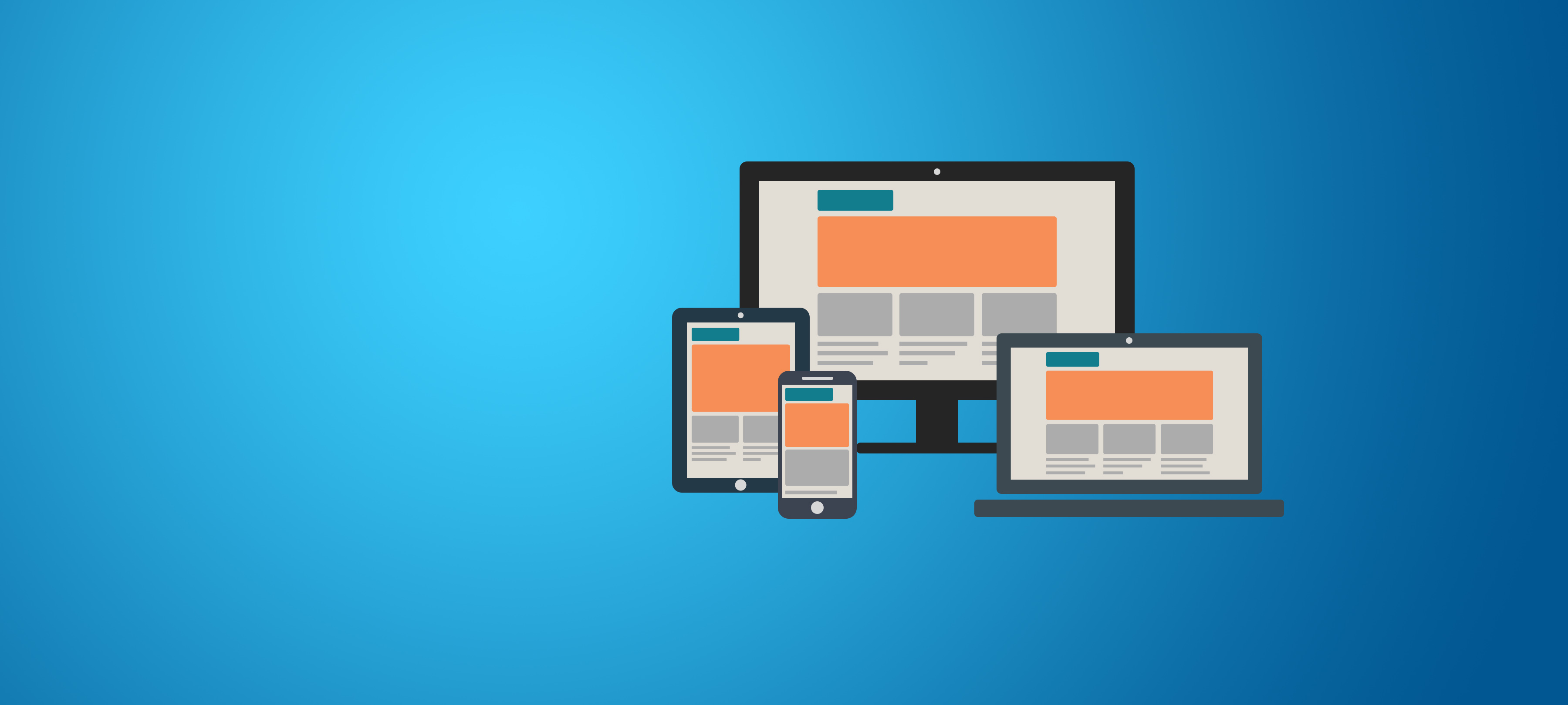 Cross-Device Compatible Web Design