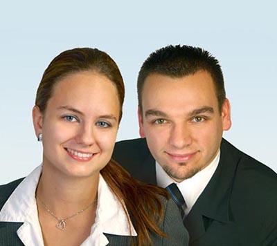 Magda & Alex Mamon
